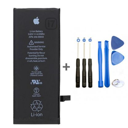 i7 shop - купить Аккумулятор Apple iPhone 6s Оригинал + набор для замены аккумулятора (8-в-1)