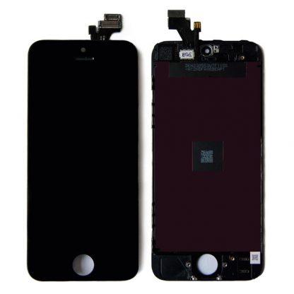 i7 shop - купить Дисплей для iPhone 5 черный Оригинал