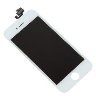 i7 shop - купить Дисплей для iPhone 5 белый Оригинал