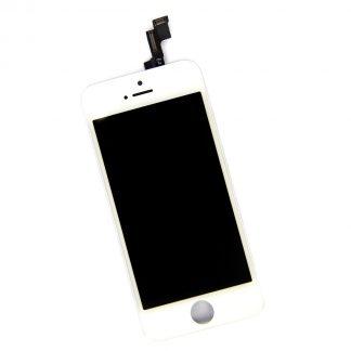 i7 shop - купить Дисплей для iPhone 5s Белый Оригинал