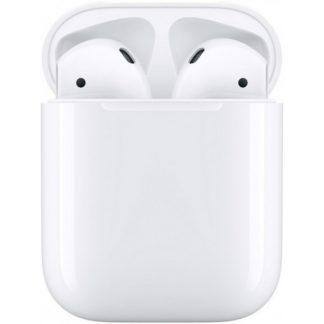 i7 shop - купить Apple AirPods 2019 (2 поколения) в зарядном футляре