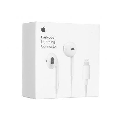i7 shop - купить Гарнитура APPLE EarPods with Mic Lightning hc