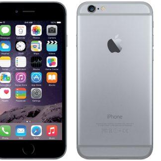 i7 shop - купить Apple iPhone 6 64GB Space Gray (Черный). Распечатан б/у