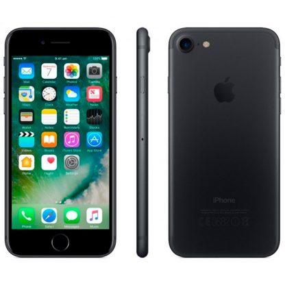 i7 shop - купить Apple iPhone 7 128GB Black (Черный). Распечатан б/у