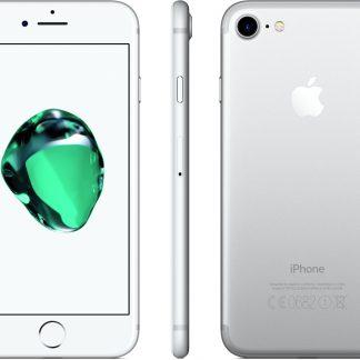 i7 shop - купить Apple iPhone 7 256GB Silver (Серебро / Белый). Распечатан б/у