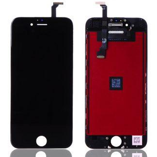 i7 shop - купить Оригинальный дисплей iPhone 6 Plus Черный (дисплейный модуль: экран и сенсор) - LCD Original black