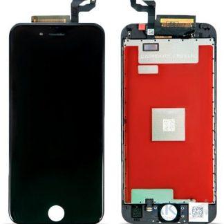i7 shop - купить Оригинальный дисплей iphone 6s Черный (дисплейный модуль: экран и сенсор) - LCD Original black