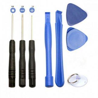 i7 shop - купить Набор инструментов (8 в 1) для iPhone 4/4s/5/5c/5s/SE/6/6 Plus/6s/6s+/7/7+/8/8+/X/Xr/Xs/Xs Max/11/ Pro/ Pro Max для разбора айфон