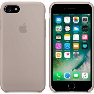 i7 shop - купить Чехол (Silicone Case) для iPhone 7 / iPhone 8 Original Pebble