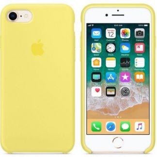 i7 shop - купить Чехол (Silicone Case) для iPhone 7 / iPhone 8 Original Lemonade