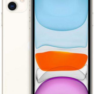 i7 shop - купить Мобильный телефон Apple iPhone 11 64GB White Официальная гарантия