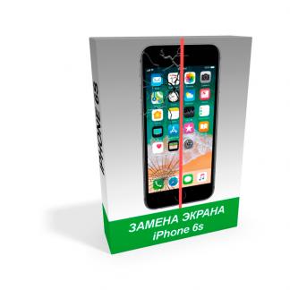i7 shop - купить Замена экрана iPhone 6s (Запчасть + работа)
