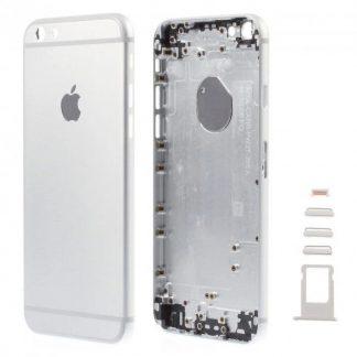 i7 shop - купить Корпус iPhone 6 Silver (айфон 6 белый/серебро)