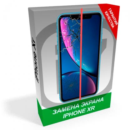 i7 shop - купить Замена экрана iPhone Xr (Запчасть + работа)
