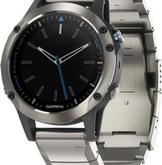 i7 shop - купить Спортивные часы Garmin Quatix 5 Sapphire (010-01688-41)