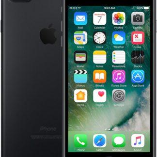 i7 shop - купить Мобильный телефон Apple iPhone 7 Plus 32GB Black Б/У