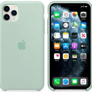 i7 shop - купить Чехол (Silicone Case) для iPhone 11 Pro Original Beryl