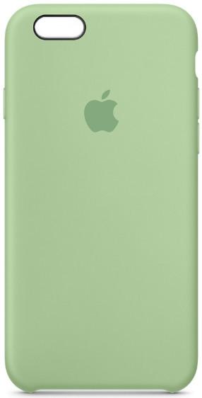 i7 shop - купить Чехол (Silicone Case) для iPhone 6 / iPhone 6S Original Mint Green