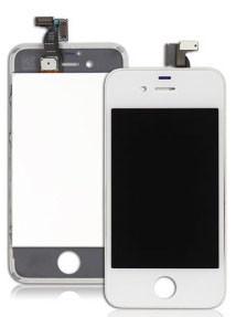 i7 shop - купить Дисплей iPhone 4S White