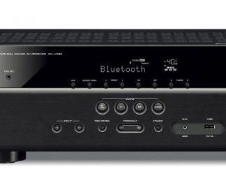 i7 shop - купить AV-ресивер Yamaha RX-V385 (YZZ99010) Black