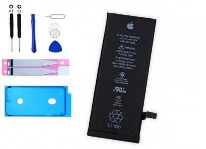 i7 shop - купить Акумулятор для iPhone 6S 1715mAh DESAY + набір для заміни аккумулятора