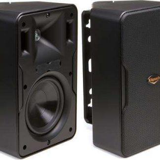 i7 shop - купить Акустическая система All Weather Klipsch CP-6 Black