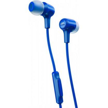 i7 shop - купить Наушники JBL In-Ear Headphone E15 Blue (JBLE15BLU)