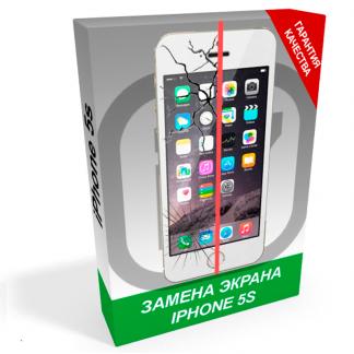 i7 shop - купить Замена экрана iPhone 5s (Запчасть + работа)