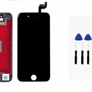 i7 shop - купить Дисплейный модуль (дисплей + сенсор) iPhone 6s (черный) + набор для замены модуля .