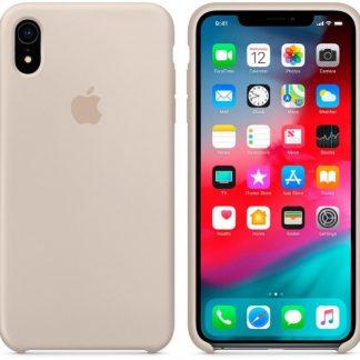 i7 shop - купить Чехол (Silicone Case) для iPhone XR Original Stone