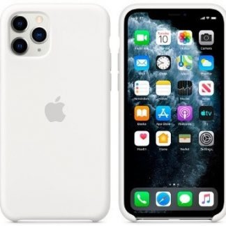 i7 shop - купить Чехол (Silicone Case) для iPhone 11 Pro Original White
