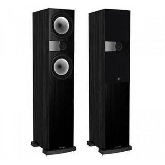 i7 shop - купить Напольная акустика Fyne Audio F303 Black Ash