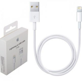 i7 shop - купить USB Lightning кабель для iPhone 6S / 7 / 8 (Plus) / X / Xs (Max) 1 m (MD818ZM/A)