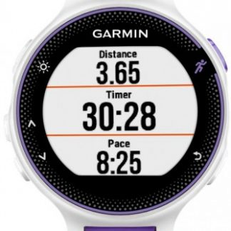 i7 shop - купить Спортивные часы Garmin Forerunner 230 Bundle Purple-White (010-03717-47)