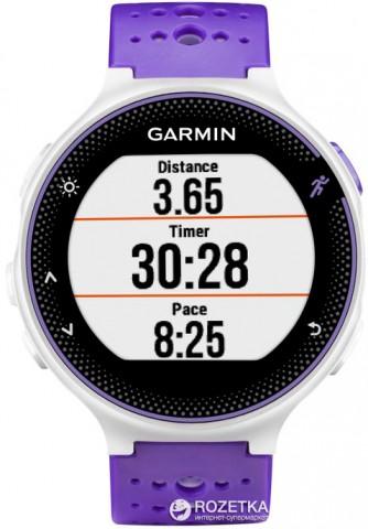 i7 shop - купить Спортивные часы Garmin Forerunner 230 Bundle Purple-White (010-03717-47)