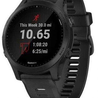 i7 shop - купить Мультиспортивные GPS-часы Garmin Forerunner 945 без датчика пульса