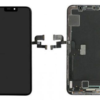 """i7 shop - купить Дисплей iPhone X (5.8"""") Black Original 100% (Восстановленый)"""