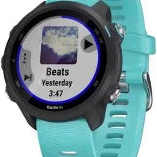 i7 shop - купить Спортивные часы Garmin Forerunner 245 Music Aqua (010-02120-32)