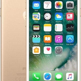 i7 shop - купить Мобильный телефон Apple iPhone 7 32GB Gold Б/У