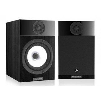 i7 shop - купить Полочная акустика Fyne Audio F300 Black Ash