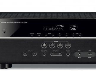i7 shop - купить AV-ресивер Yamaha RX-V485 Black (YZZ99330)