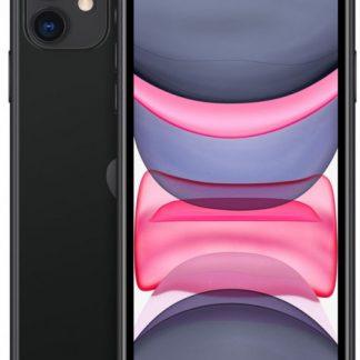 i7 shop - купить Мобильный телефон Apple iPhone 11 64GB Black Официальная гарантия