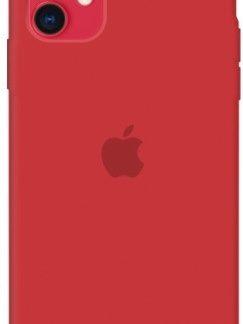 i7 shop - купить Чехол (Silicone Case) для iPhone 11 Original Red