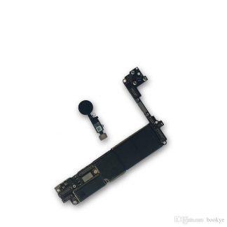 i7 shop - купить Материнская плата iPhone 7 32 Black (с черной кнопкой) Neverlock