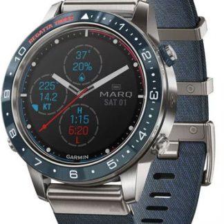 i7 shop - купить Спортивные часы Garmin MARQ Captain (010-02006-07)