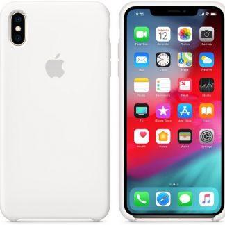 i7 shop - купить Чехол (Silicone Case) для iPhone X / iPhone XS Original White