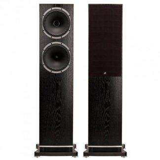 i7 shop - купить Акустика напольная Fyne Audio F502 Black Oak