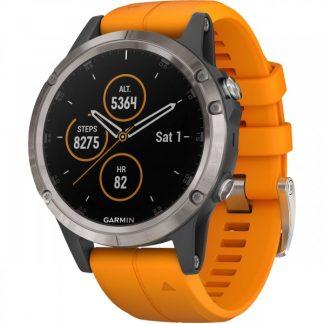 i7 shop - купить Спортивные часы Garmin FENIX 5 PLUS 010-01988-04 (F00178072)