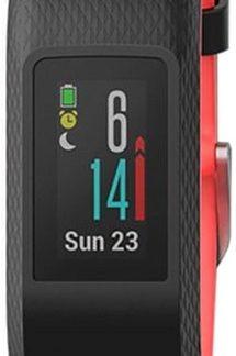 i7 shop - купить Спортивные часы Garmin Vivosport Fuchsia Focus S/M (010-01789-21)