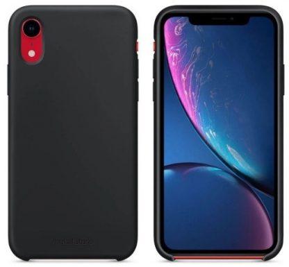 i7 shop - купить Чехол (Silicone Case) для iPhone XR Original Black